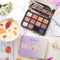 TOO FACED WHITE PEACH Палетка теней
