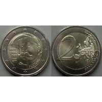 Португалия, 2 евро 2017 Рауль Брандан