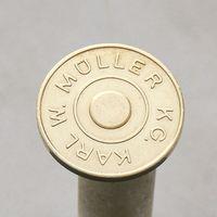 Немецкий жетон KWM Munzprufer для торговых автоматов Брауншвейг