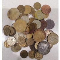 Сборный лот монет СССР - 1