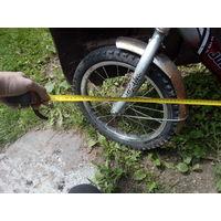 Детский велосипед под восстановление