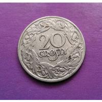 20 грошей 1923 Польша #07