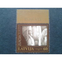 Латвия 2003 Европа плакат