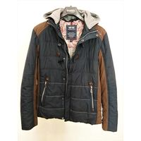 Модная легкая теплая куртка