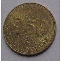 250 ливров 2006 2012 Ливан