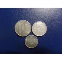 ГДР-3 монеты одним лотом