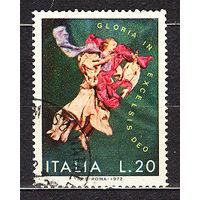 1972 Италия. Рождество