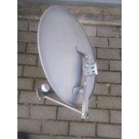 Тарелка спутниковая б/у