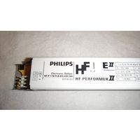 PHILIPS . Электронный ПРА для люминесцентных ламп  . Управление источником света. PHILIPS