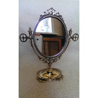 Зеркальце в бронзе (Европа)