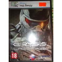 Компьютерная игра Crysis Wreckage CryEngine2 Crytek