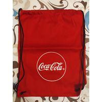 Мешок из плотной ткани Coca-Cola