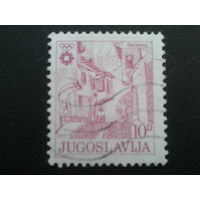 Югославия 1983 стандарт, олимпиада