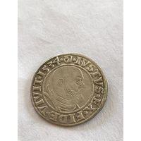 Пруссия, грош 1534