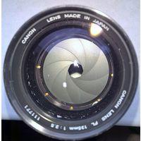Canon fl 135mm f/2.5 m42