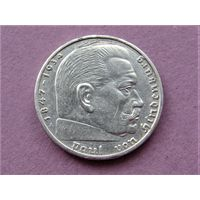 Германия 2 марки 1939 А