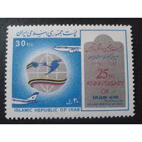 Иран 1987 авиация - 25 лет