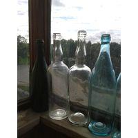 Бутылки по второй мировой. Третий рейх.