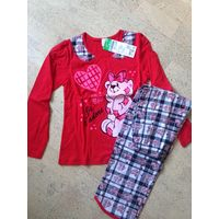 Новая пижама дд, 122-128