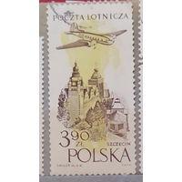 Авиация Самолеты Польша  лот 4