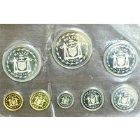 Белиз, годовой набор монет 1974