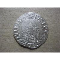 Грош 1544 год , Пруссия, Альбрехт, R3