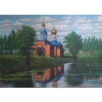 Церковь в Хотыничах