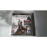 Assassin's Creed 3 PS3 Playstation 3