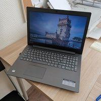 """Ноутбук Lenovo IdeaPad 320-15AST (80XV00RBRU) 15.6"""", хорошее разрешение  1920 x 1080 TN+Film, процессор AMD A6 9220, мощность 2500 МГц, 4 ГБ, HDD 500 ГБ, граф. адаптер: встроенный, Windows 10, цвет кр"""