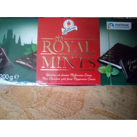 ROYAL MINTS ШОКОЛАД (ДОСТАВКА)