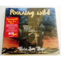 "RUNNING WILD  ""Under Jolly Roger"" DIGIPAK  2 CD"