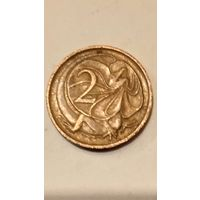 Австралия 2 цента 1983