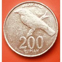 24-17 Индонезия, 200 рупий 2003 г.