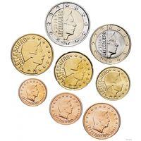 Набор монет Люксембург 2004 UNC из ролла