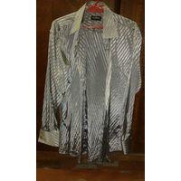 Рубашка мужская с запонками