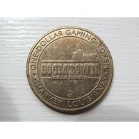 Жетон игровой казино США