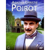 Пуаро Агаты Кристи / Poirot. Весь сериал. все 13 сезонов полностью в отличном качестве+ Бонусы: Фильмы о сериале. Скриншоты внутри (18 дисков)