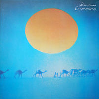 Santana, Caravanserai, LP 1972