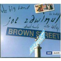 2CD Joe Zawinul - Brown Street (2006) Fusion, Big Band, Jazz-Rock