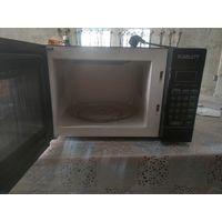 Свч-печь с грилем Scarlett-2005 (требуется ремонт сенсорной панели)