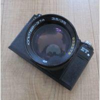 Объектив Юпитер 37-А+бонус фотоаппарат Зенит ЕТ