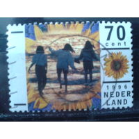 Нидерланды 1996 Летний отдых