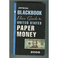 Каталог банкнот США 2005г.