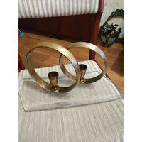 Сувенир, подарок, кольца, свадьба