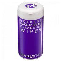 Экспресс-очищающие салфетки для кистей ManlyPRO (100 шт)