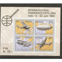 1979 Норвегия Авиация