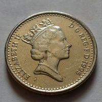 5 пенсов, Великобритания 1995 г.