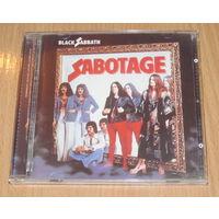 Black Sabbath - Sabotage (1975, Audio CD, ремастер 1996 года)