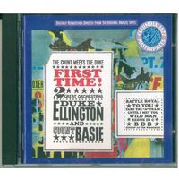 CD  Duke Ellington, Count Basie - First Time! - The Count Meets The Duke