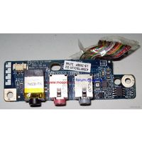 Acer Aspire 7520    Audio Board ICK70 LS-3558P  Шлейф